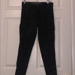American eagle jogger jeans